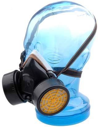 masque de protection gaz pour nez et bouche. Black Bedroom Furniture Sets. Home Design Ideas