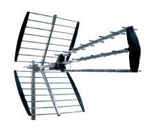 antenne exterieure UHF