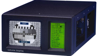 Mesureur de Champ Satellite Emitor Satlook Digital Nit