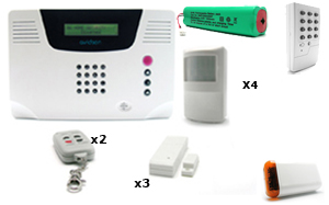 systeme alarme habitation