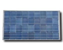 panneau solaire monocristallin
