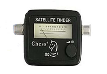Pointeur satellite – SAT FINDER - Chess