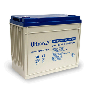 Batterie rechargeable accumulateur- 12v 130ah - plomb gel etanche - (341x172x288mm)