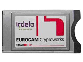 module pcmcia cryptoworks