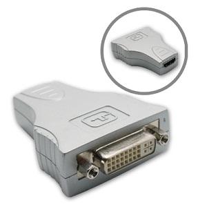 Adaptateur DVI-D fem / HDMI fem