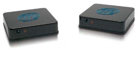 transmetteur d image et du son noir laque metronic. Black Bedroom Furniture Sets. Home Design Ideas