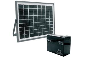 kit motorisation pour portail battants 12v jusqu 150kg par battant avec option solaire. Black Bedroom Furniture Sets. Home Design Ideas