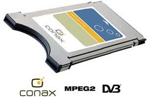 module pcmcia irdeto et conax dual