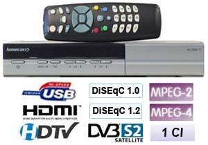 Homecast HS 2000 CI