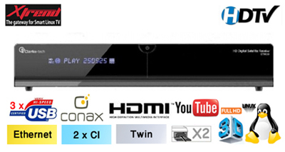 xtrend et 9000 hd double tuner