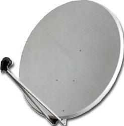 Parabole en aluminium Prime Focus Ø 180 cm (180 x 175 cm) + Monture Polaire