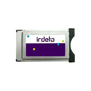 Module PCMCIA Irdeto Euro common interface