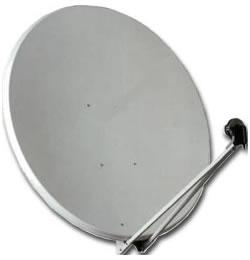 parabole acier