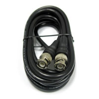 Cordon 75 Ohm BNC male/BNC male - 1,2 m