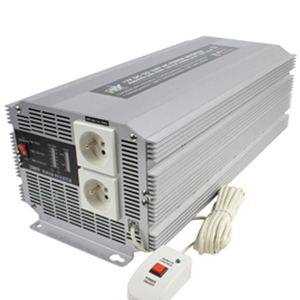 convertisseur de tension 2500w 12v 220v