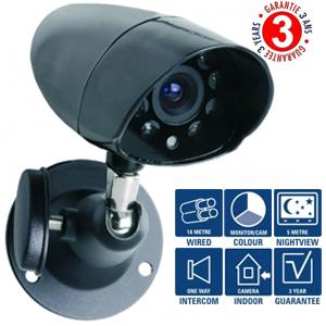 camera couleur videosurveillance