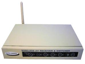 recepteur audio video sans fil