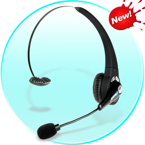 Casque et micro bluetooth confortable