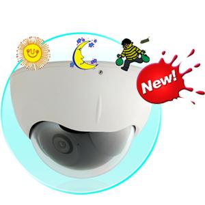 camera dome exterieur