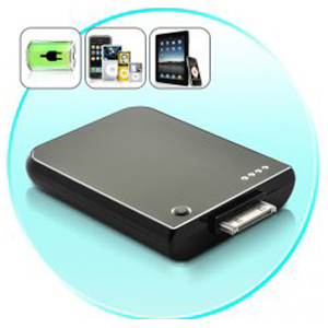 Chargeur de batterie pour iPhone iPod iPad - 2800mAh
