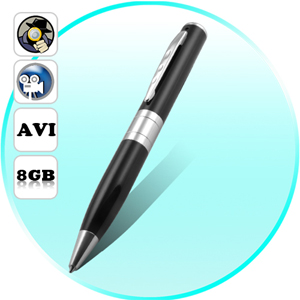 stylo espion 8go