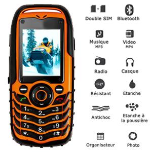 T 233 L 233 Phone Mobile 233 Tanche 224 L Eau Anti Choc Anti