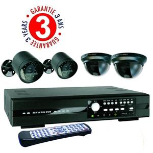 enregistreur video surveillance