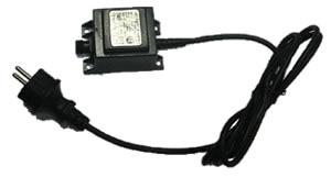 transfo alimentation etanche spot 220 volts vers 12 volts. Black Bedroom Furniture Sets. Home Design Ideas