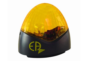 Feu fixe orange - 230 V - 40 W
