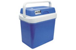 r frig rateur portable glaci re lectrique 24l 12v 220v froid chaud. Black Bedroom Furniture Sets. Home Design Ideas