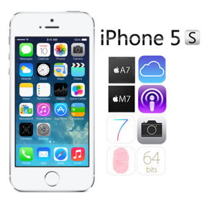 Apple iPhone 5S capacité 16 Go