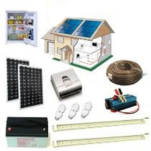 kit solaire complet maxi clairage leds 12 volts 200 watts. Black Bedroom Furniture Sets. Home Design Ideas