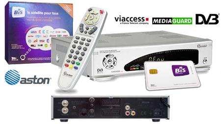recepteur viaccess