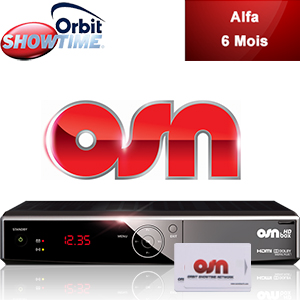 Abonnement arabe orbit showtime alfa 8 cha nes 6 mois d codeur hd box officiel - Chaine allemande tnt ...