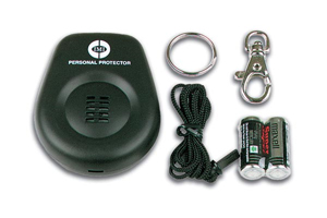 Alarme autonome personnelle portable
