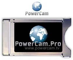 module pcmcia powercam pro