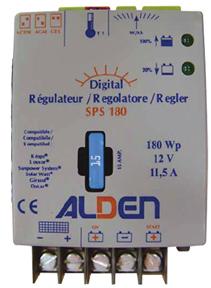 regulateur charge batterie