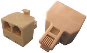 adaptateur telephonique rj12