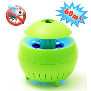 Pi ge moustiques avec ventilateur puissant 3w 60m - Ventilateur rowenta anti moustique ...