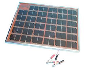 panneau solaire orientable
