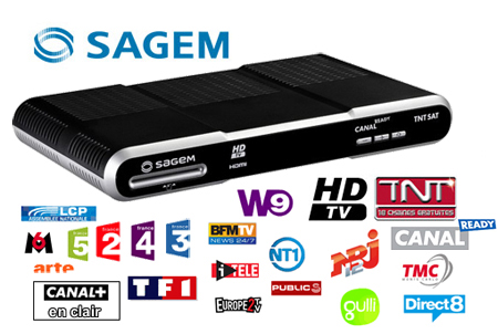 Decodeur tnt hd satellite decodeur tnt hd satellite sur - Tnt par satellite sans decodeur ...