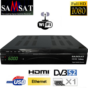 Samsat HD 80 Galaxy