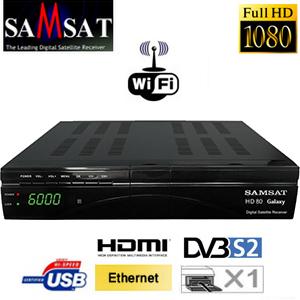 Samsat Hd 80 Galaxy Terminal Num 233 Rique Hd Wifi Interne