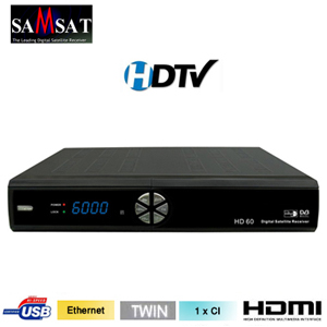 demodulateur samsat hd