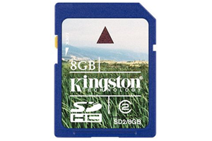 carte memoire kingston