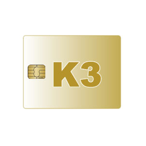 carte a puce k3