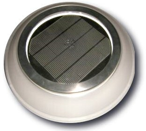 Ventilateur solaire bateau