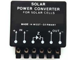 regulateur panneau solaire