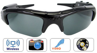 lunettes camera espion