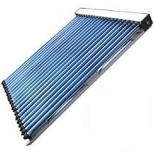 capteur solaire a tubes sous vide de 2,6 m� haut rendement